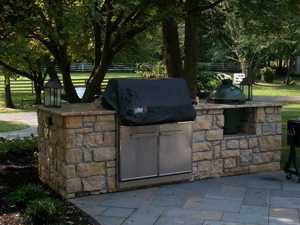 outdoor kitchen and fireplace. Outdoor Kitchens  Fireplaces Shelbyville Kentucky KY