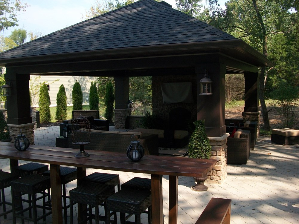 Outdoor Kitchens Outdoor Fireplaces Shelbyville Kentucky Ky